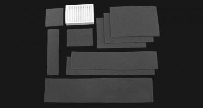 Kit vazdušnih filtera za frontier 550/570/590*  (10 komada)