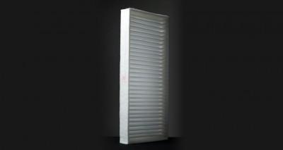 Spoljni filter lasera za Frontier 350/370/355/375* 254/112/25,5