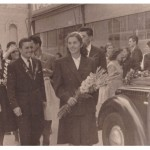 1951. wedding in Novi Sad