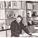 1962. Toša Atanacković na radnom mestu