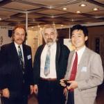 Tomislav Sumić (Orita Switzerland), Radenko Atanacković (Orita Switzerland), Takeshi Sano (Oriental Japan)