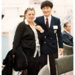 Ljubica Atanacković (Orita Švajcarska) i Takeshi Sano (Oriental Japan)